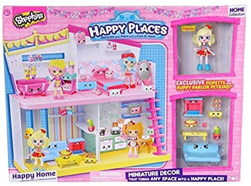 Shopkins Happy Places Lil' Shoppies Happy Home Playset