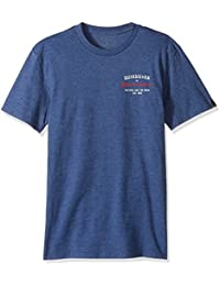 Quiksilver Men's Short Sleeve Graphic T-Shirt
