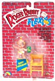 Who Framed Roger Rabbit Flexies: BABY HERMAN Bendie Action Figure (1988 LJN)