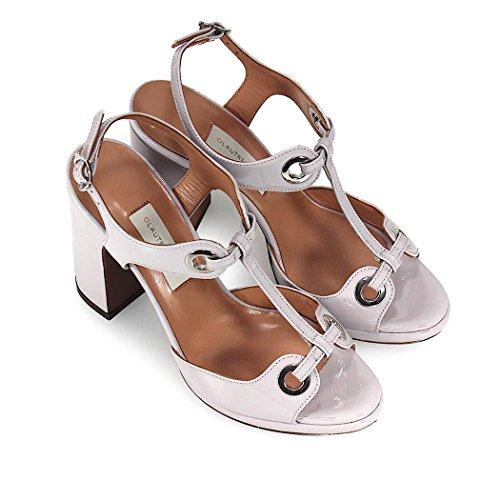 Primavera Plataforma Charol De Zapatos Mujer Con Sandalia Verano 2018 Gris L'autre Chose dwXIzIqA17