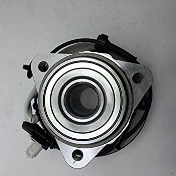 Stirling 2011 For Ford Ranger Front Wheel Bearing and Hub Assembly x 2