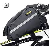 Rhinowalk 自転車 トップチューブバッグ フレームバッグ サドルバッグ フロントバッグ サイドバッグ かんたん装着 防水 サイクリング用