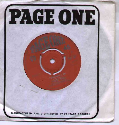 Price comparison product image Plastic Penny - Everything I Am - 7 inch vinyl / 45