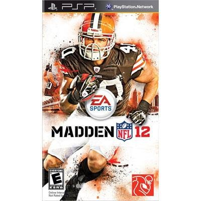 Electronic Arts Madden NFL 12 PSP