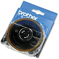 Brother : Script 10/12-Pitch Cassette Daisywheel for Brother Typewriters, Word Processors -:- Sold as 2 Packs of - 1 - / - Total of 2 Each