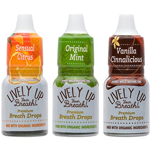 Lively Up Your Breath Premium Breath Freshener Liquid