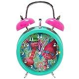 Trolls Alarm Clock Girls Room Light Up Poppy Bell Alarm