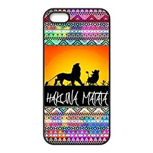 Protective PC Coated Phone Case for iPhone 5S / iPhone 5 -