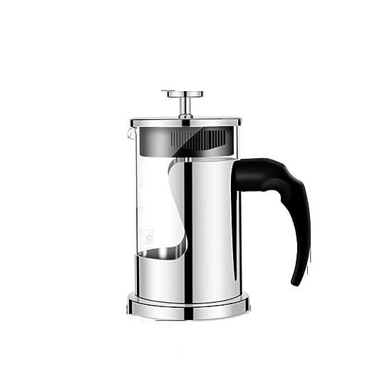 Hokaime Cafetera Manual Presión de filtración de café 350ML ...