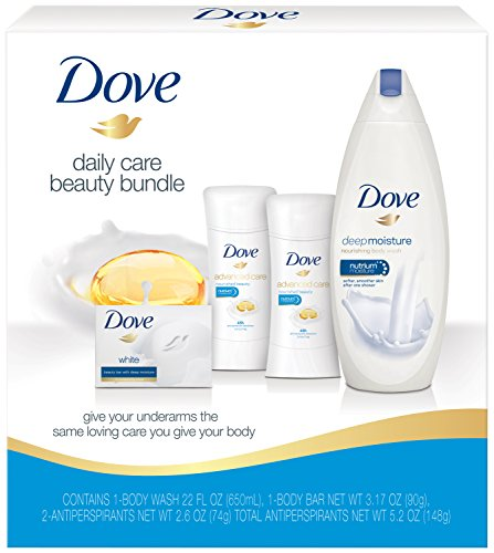 Dove Beauty Bundle Daily Care