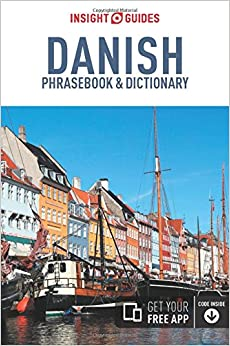 Insight Guides Phrasebook: Danish (Insight Guides Phrasebooks)