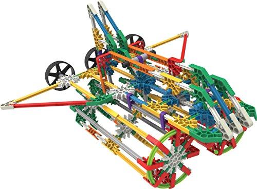 K'NEX 100 Model Building Set – Engineering Educational Toy