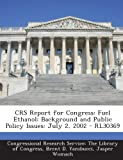 Crs Report for Congress, Brent D. Yacobucci, 1294255975