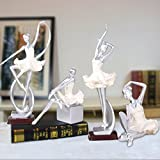 HECHAI European crafts/home decor/living room/ballroom dancing character ornaments , fa263-2