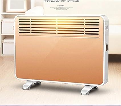 Eficaz Radiador de Aceite, Calentador 2200 W, 13 elementos, Termostato, 3 Niveles