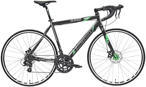 Factory R340-700C 14SP Reflective Road Bike