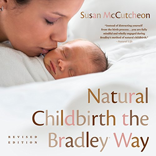 Natural Childbirth the Bradley Way by Penguin Audio