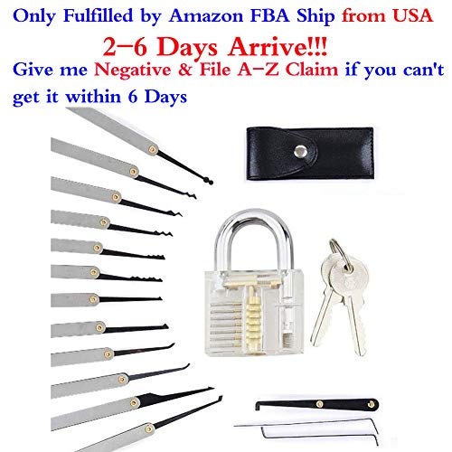 Professional practice Tools 15pcs set