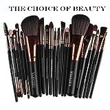 Hot Sale!!! Makeup Brush Set,Jushye 15 pcs/Sets Eye Shadow Foundation Eyebrow Lip Brush Cosmetic Makeup Brushes Tool (C)