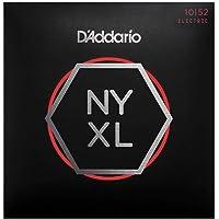 Daddario Nyxl1052 Elektro Gitar Tel Seti, Light Top/Heavy Bottom, Ni