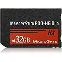 (MS-HX32A) 32GB Sonyy Original High Speed Memory Stick Pro-HG Duo PSP Accessories