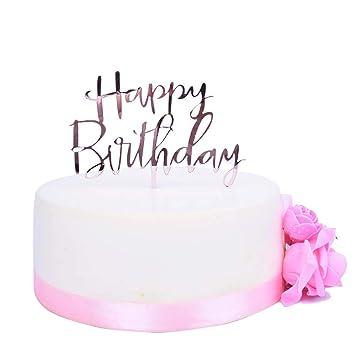Amazon.com: Shami - Decoración para tartas de cumpleaños ...
