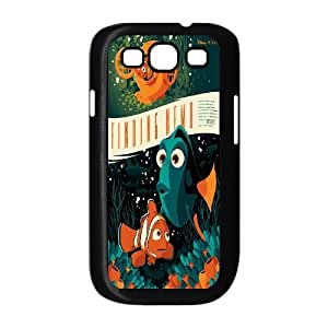 FOR Samsung Galaxy S3 -(DXJ PHONE CASE)-Finding Nemo - Keep Smile-PATTERN 15