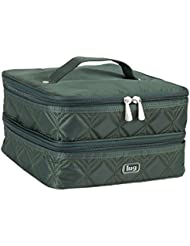 Lug Stowaway Toiletry Case, Hunter Green, One Size