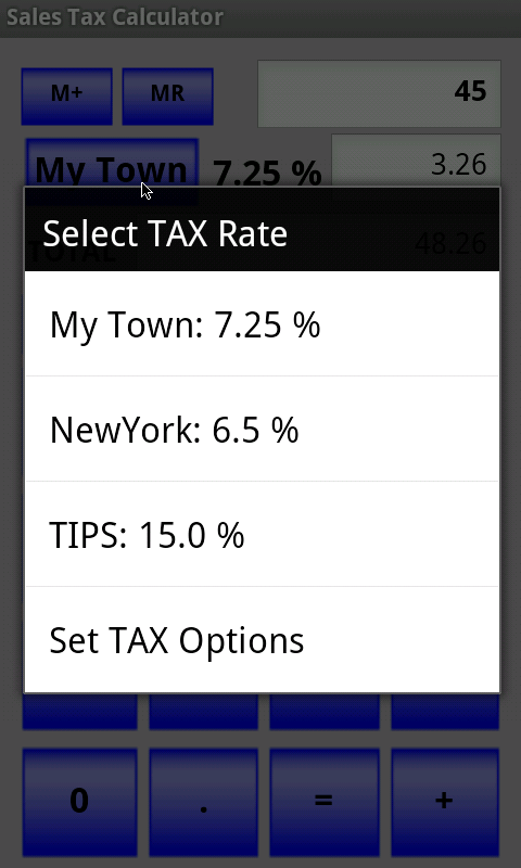 amazoncom sales tax calculator appstore for android