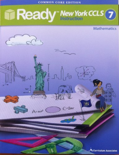 READY Common Core New York CCLS Grade 7 Mathmatics (READY)