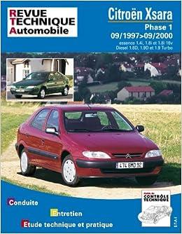 Rta 110.1 Citroën xsara essence et diesel: Amazon.es: Etai: Libros en idiomas extranjeros