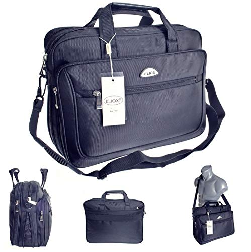 Eliox Shoulder Black Bag Men's Shoulder Bag Black Eliox Men's Eliox qwPTfFcxZt