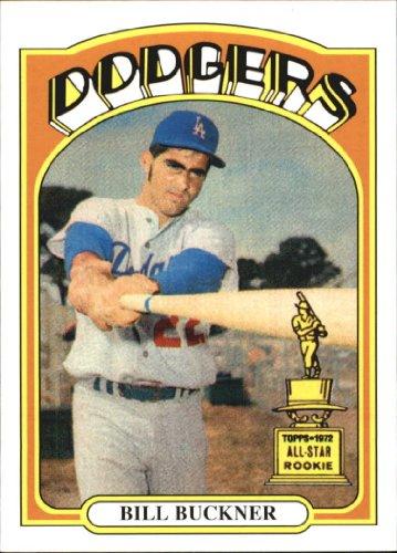 2005 Topps Rookie Cup Reprints Baseball Rookie Card #25 Bill Buckner