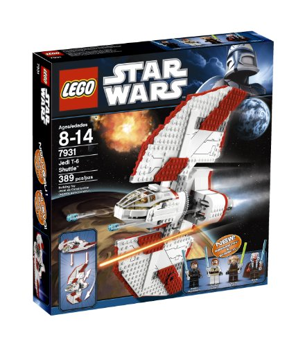 (LEGO Star Wars T-6 Jedi Shuttle 7931)