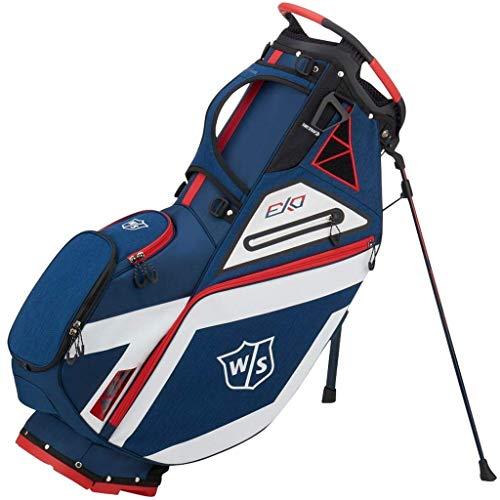 Wilson Staff EXO Carry Golf Bag, (Best Wilson Golf Bag)