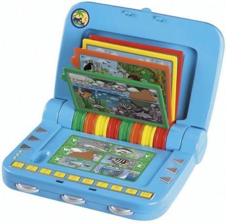 B000VZXSLW Fisher-Price Diego's Animal Discovery Laptop 51odrQ4L0qL.