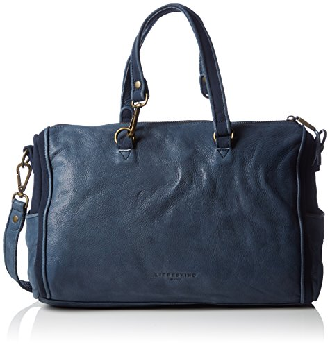 Liebeskind Berlin Pavla Tote Bag, Dark Blue, One Size
