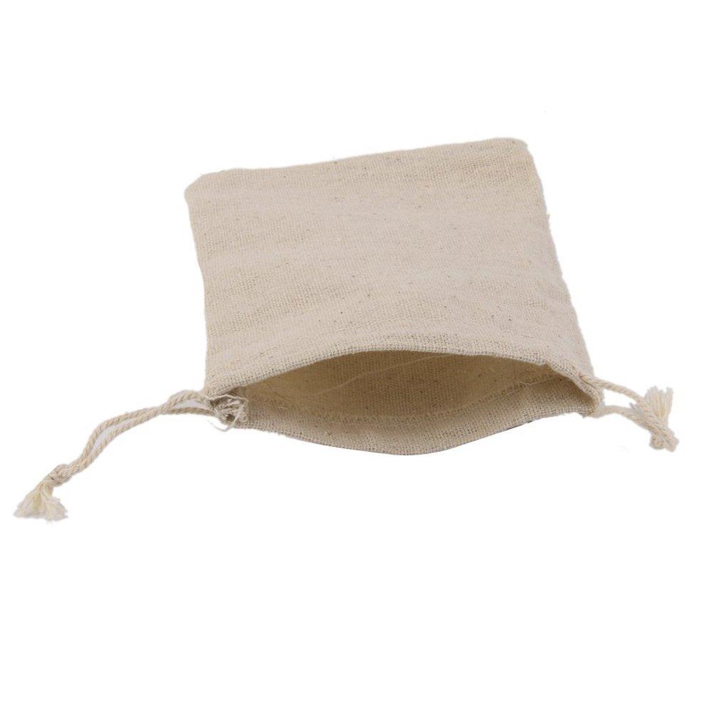 Ultnice Organzabeutel T/üte aus Stoff,15 x 20/cm 10/St/ück