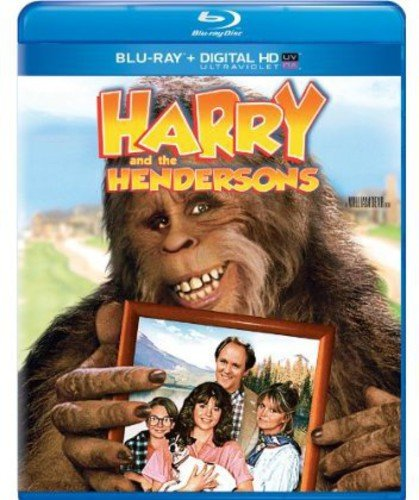 Harry and the Hendersons (Blu-ray + Digital HD with ()