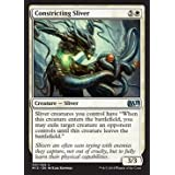 Magic: the Gathering - Constricting Sliver (007/269) - Magic 2015 by Magic: the Gathering