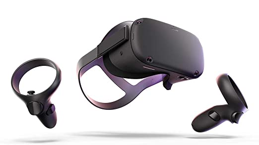 Amazon.com: Oculus Quest All-in-one VR Gaming Headset – 64GB: Video Games