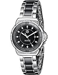 TAG Heuer Womens WAH1312.BA0867 Stainless Steel Analog Watch
