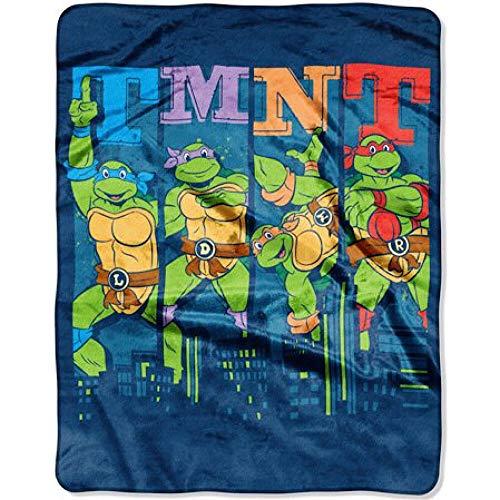 ninja turtle curtains girl - 3