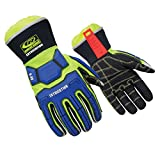Ringers Gloves R-33 Extrication Gloves, Cut-Resistant Gloves with KevLoc Grip, XXX-Large