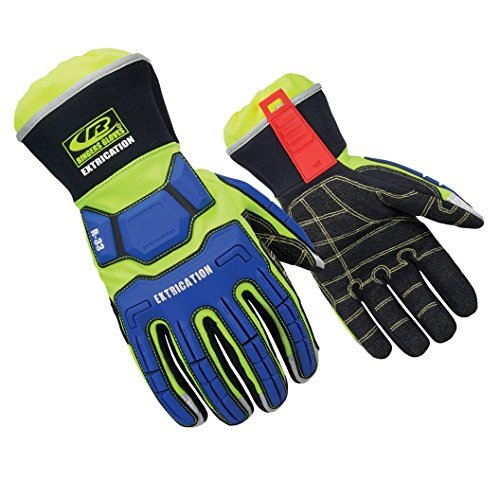 Ringers Gloves R-33 Extrication, KevLoc Grip System, Supe...