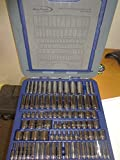"Blue-Point General Service Socket Set BLPGSSC155, inches/mm, Combination 1/4"" and 3/8"" drive, 155 pcs"