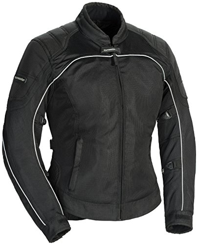 Tourmaster Intake Air 4.0 Mesh Jacket For Women S Black