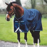 Horseware Amigo Bravo Turnout Sheet 75 Navy