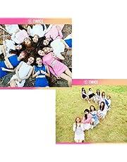 TWICE [TWICECOASTER : LANE 1] 3rd Mini Album [RANDOM] Ver CD+88p Photo Book+1p Selfie Photo Card+1p Hologram Photo Card+1p STORE GIFT+TRACKING CODE