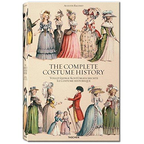 Racinet: Complete Costume History XL (English, German and French (Racinet The Complete Costume History)